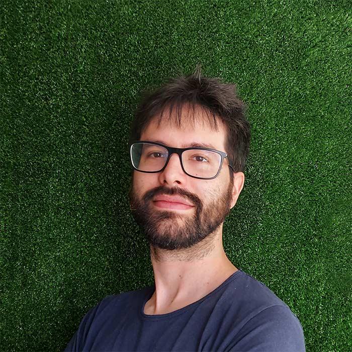Luca Maniscalco 3d Video Artist Ekonore Italia